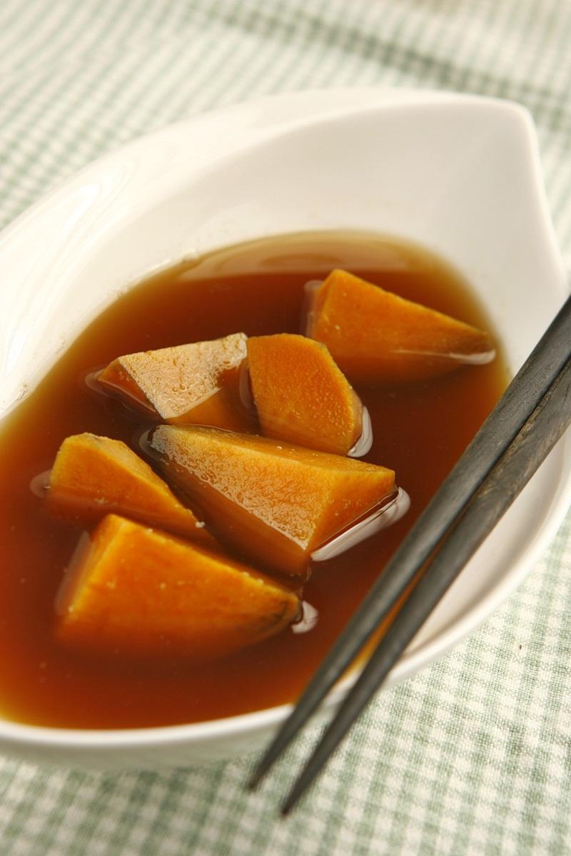 紅糖蕃薯薑湯