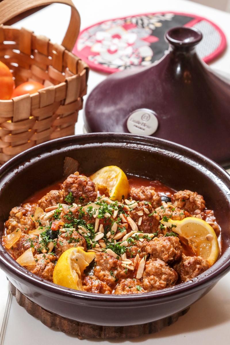 摩洛哥香檸肉丸