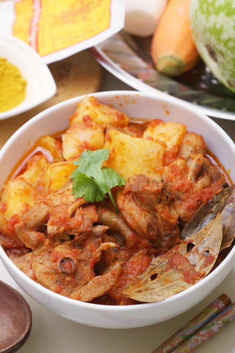 緬甸咖哩雞