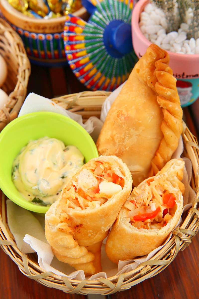拉丁餡餅 Empanada