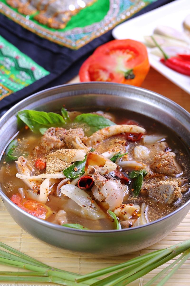 泰式豬排骨湯