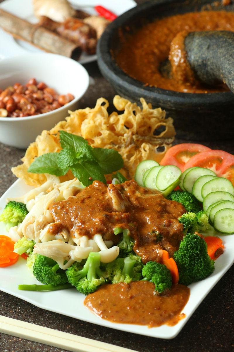 印尼風菜沙拉