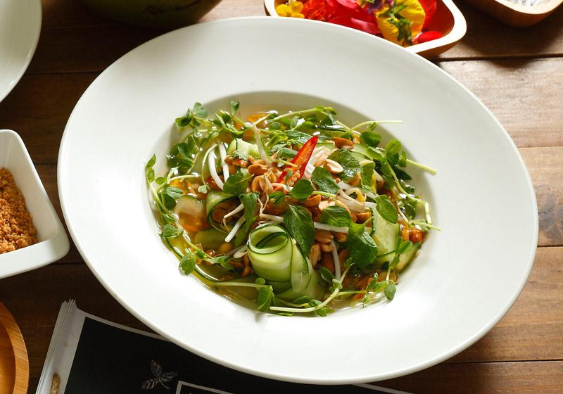 泰式蔬食沙拉