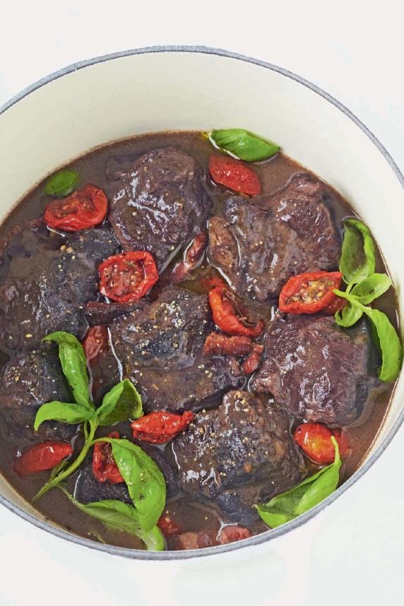 普羅旺斯紅酒煨肉