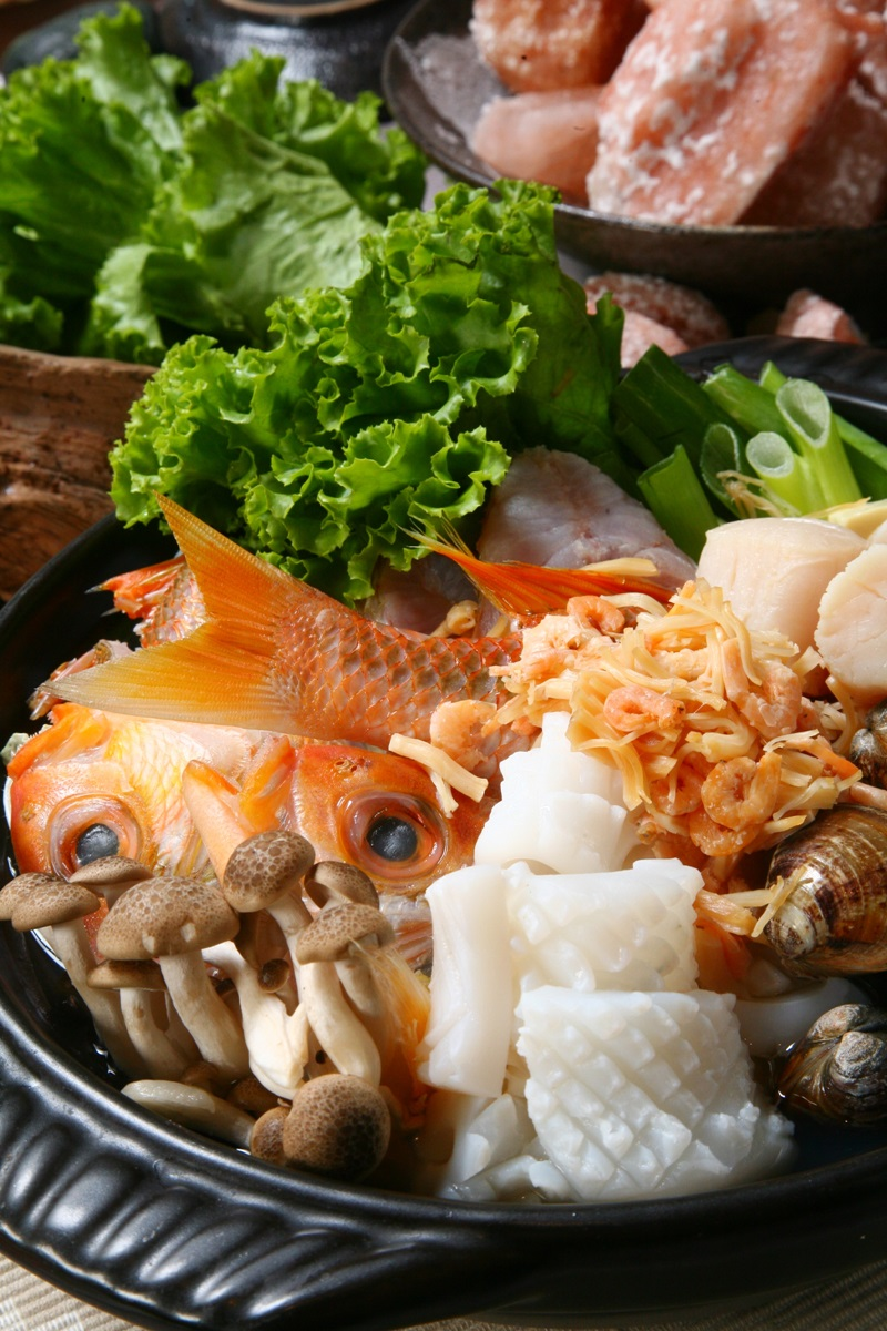 鮮貝海鮮鍋