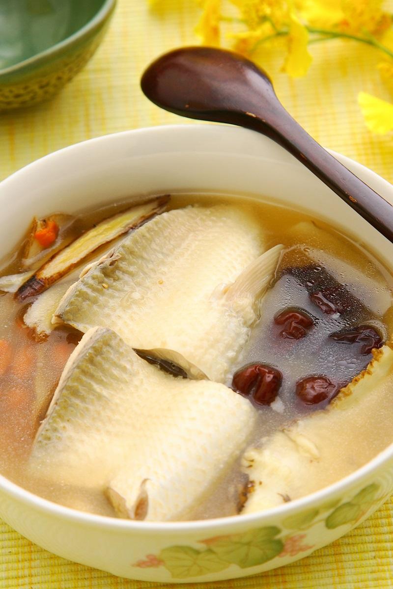 養生虱目魚湯