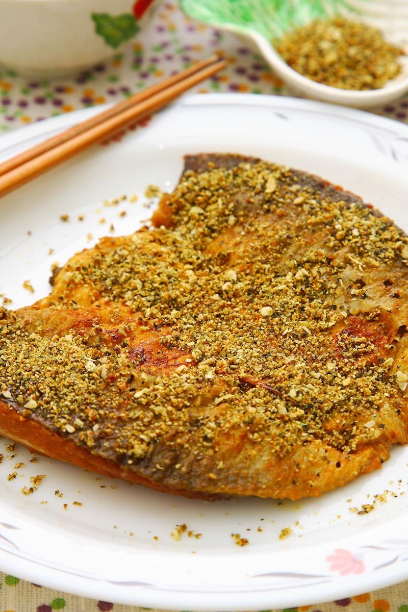 香煎虱目魚