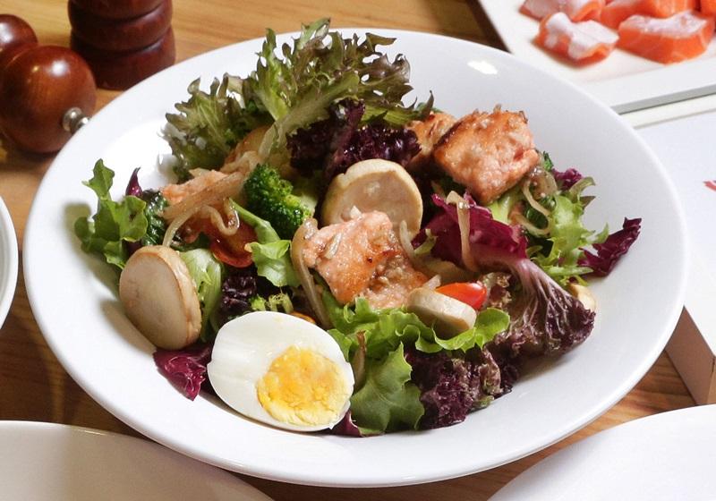 美威鮭魚•鹽酥鮭魚