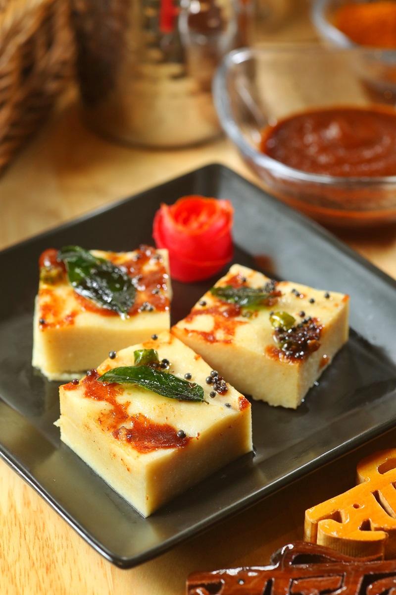 印度米豆糕