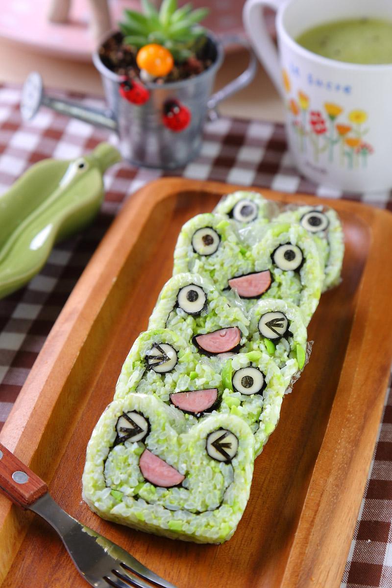 小青蛙壽司