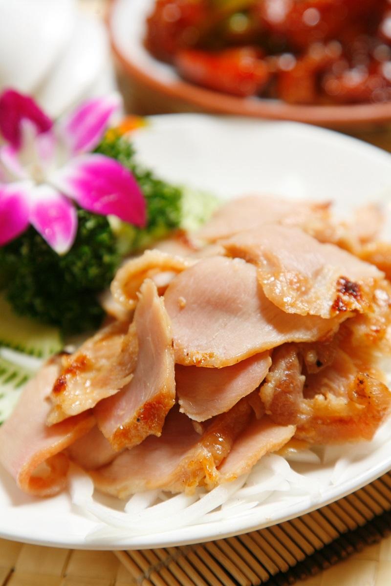 香烤松阪豬