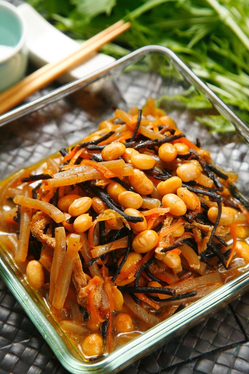 鹿尾菜雜煮