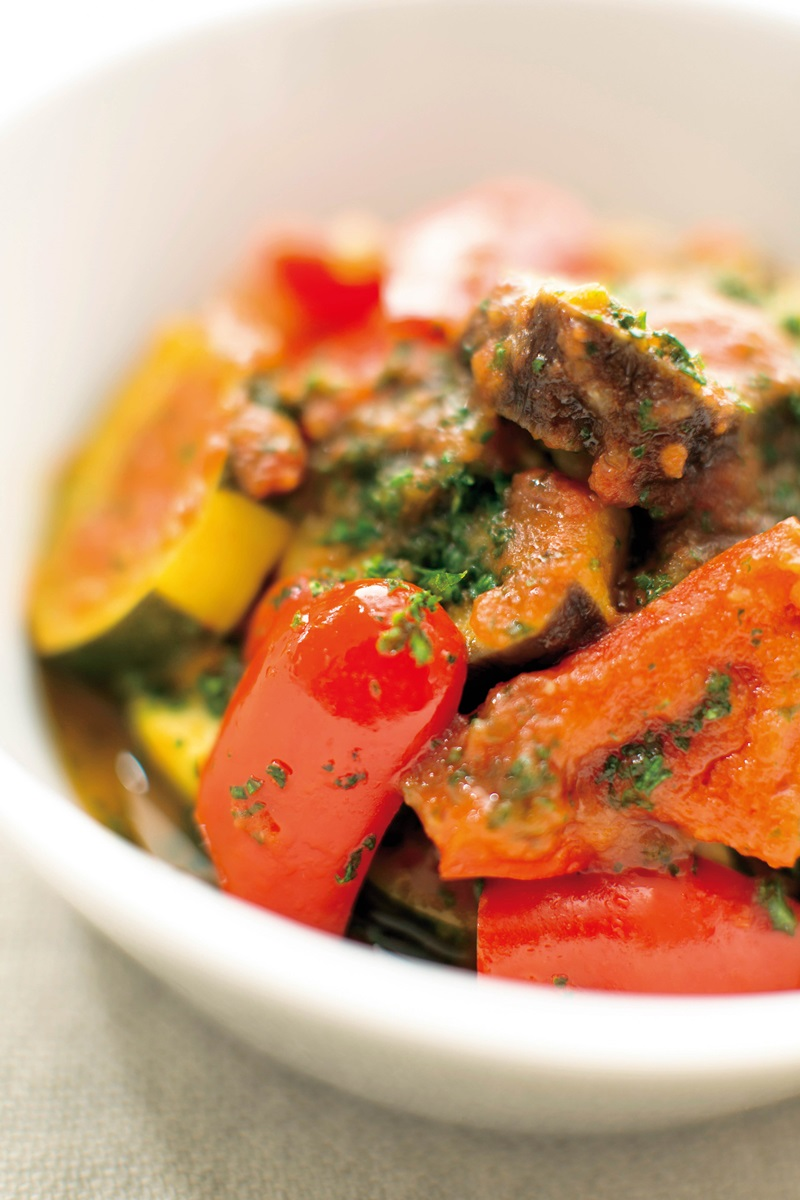 普羅旺斯燉蔬菜