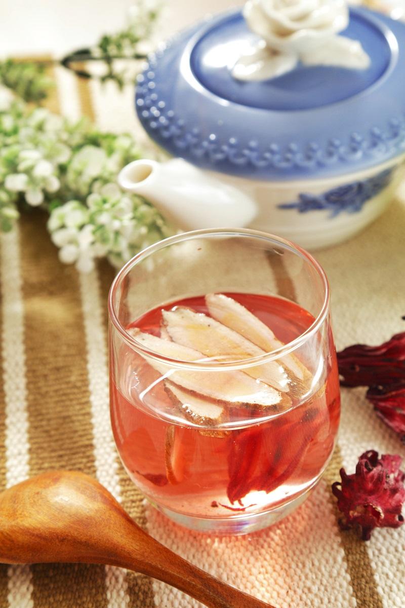 洛神北耆茶