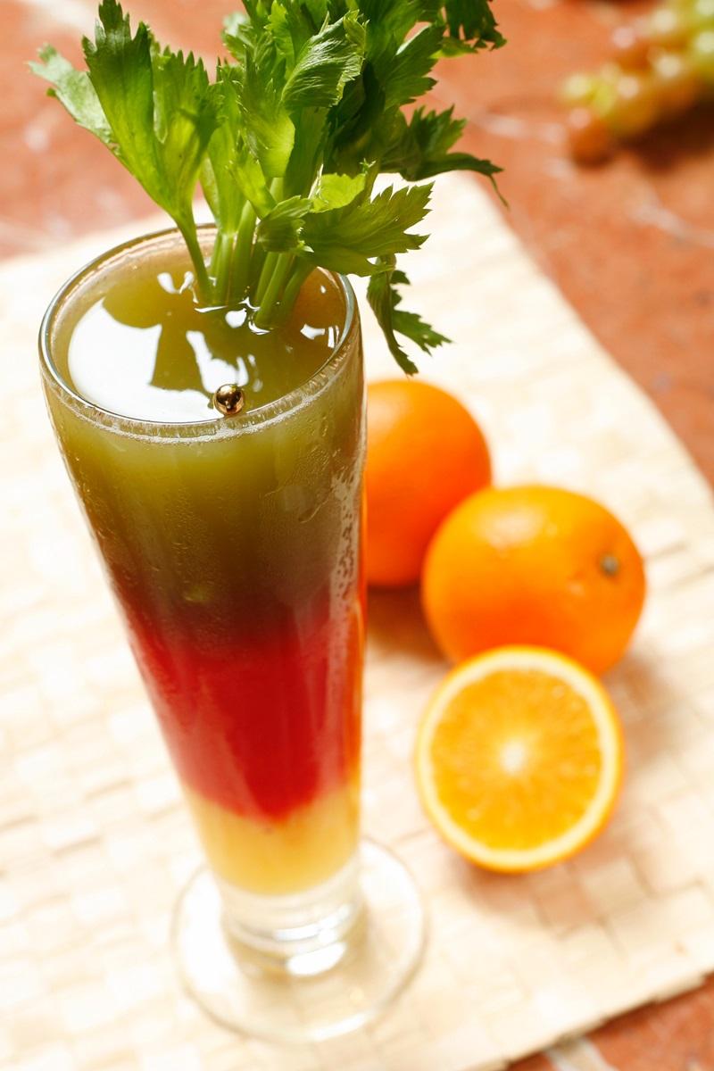 美顏蔬果汁