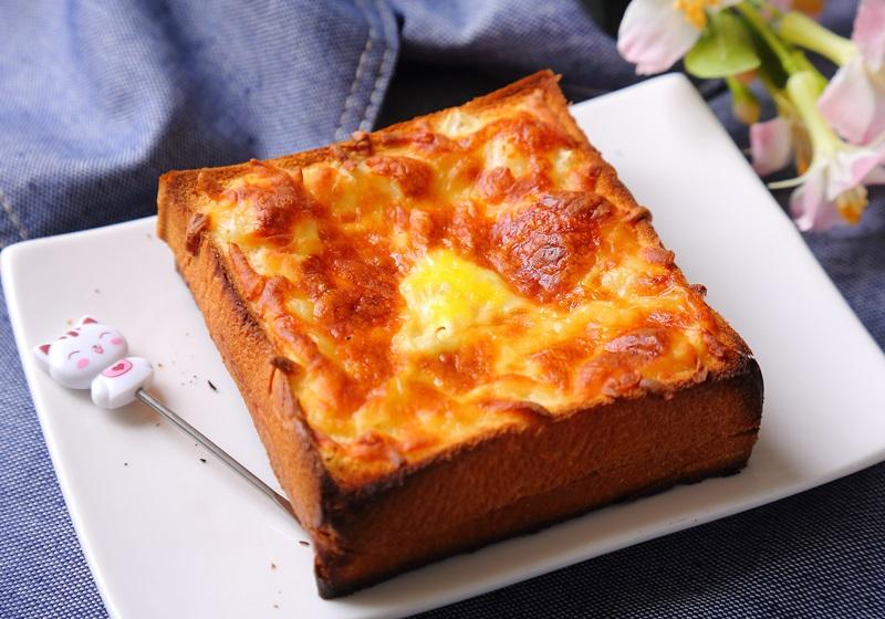 元氣日見乳酪厚片