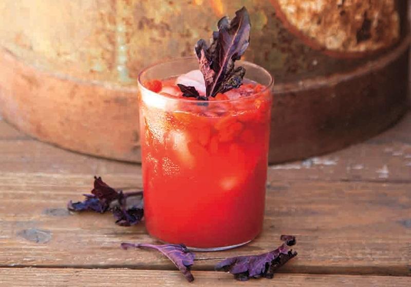 西瓜枸杞果汁
