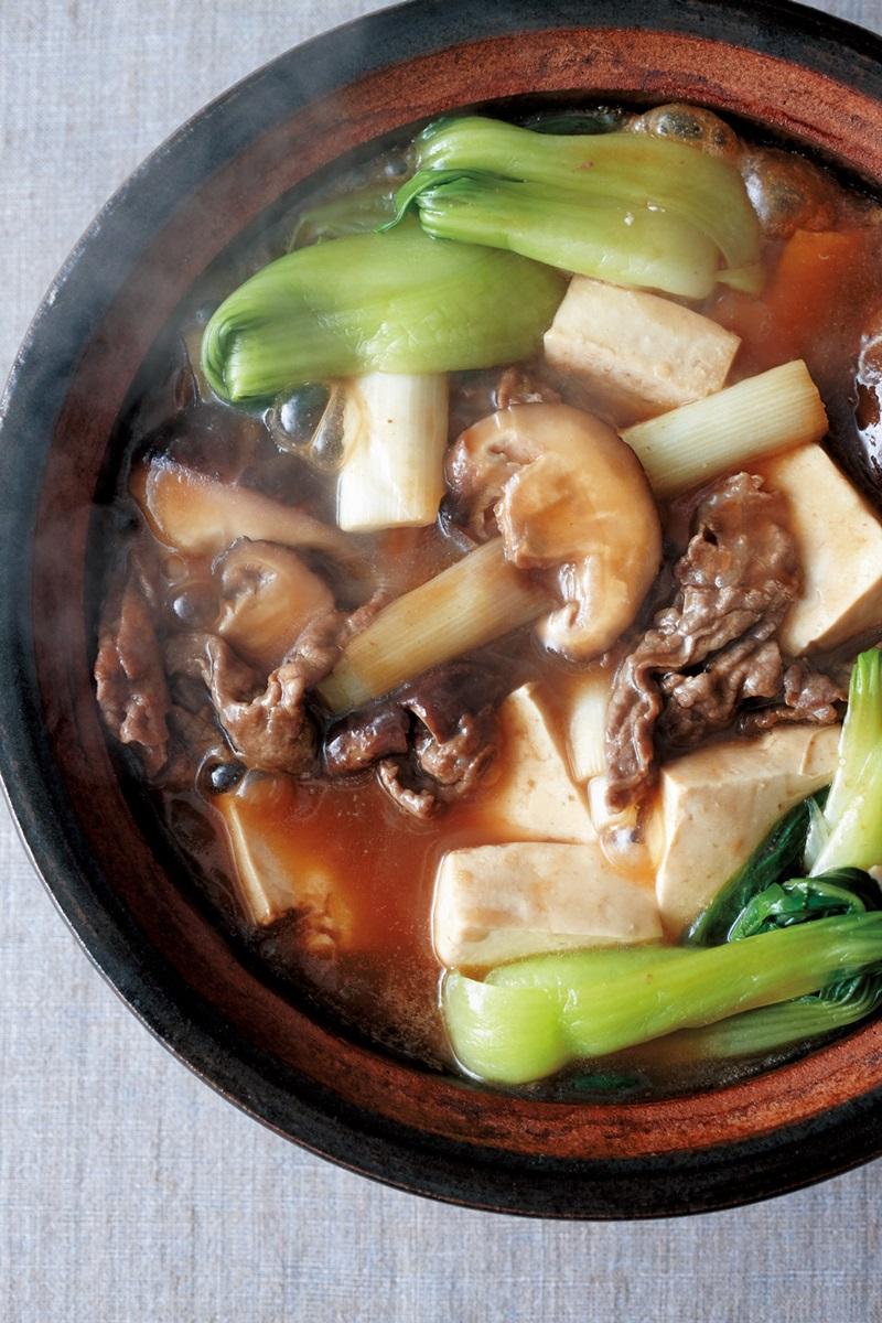 減醣料理 ▪ 蠔油牛肉豆腐