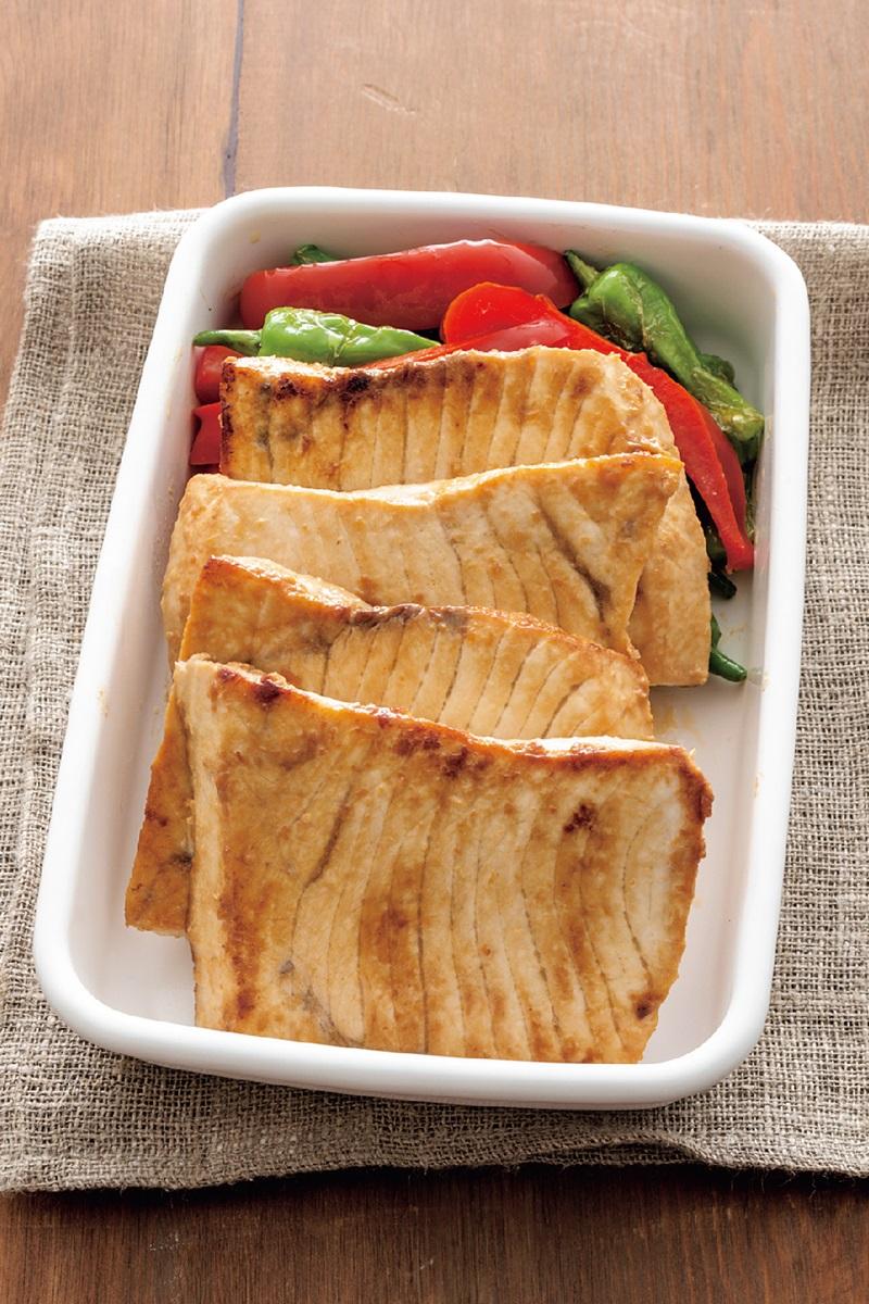 低醣料理 | 薑汁味噌旗魚