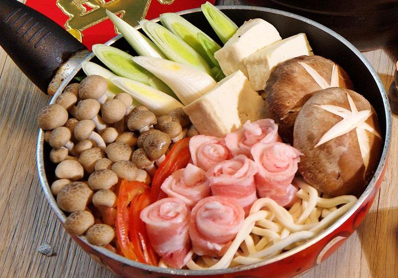 壽喜滿福鍋
