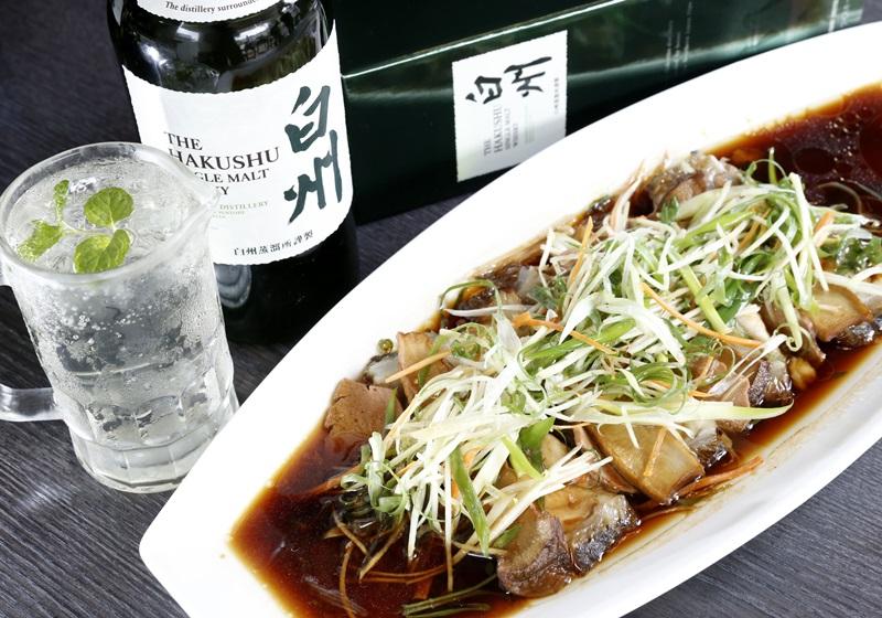 粟米石班 鮑魚雞粒 日本威士忌 的共通點