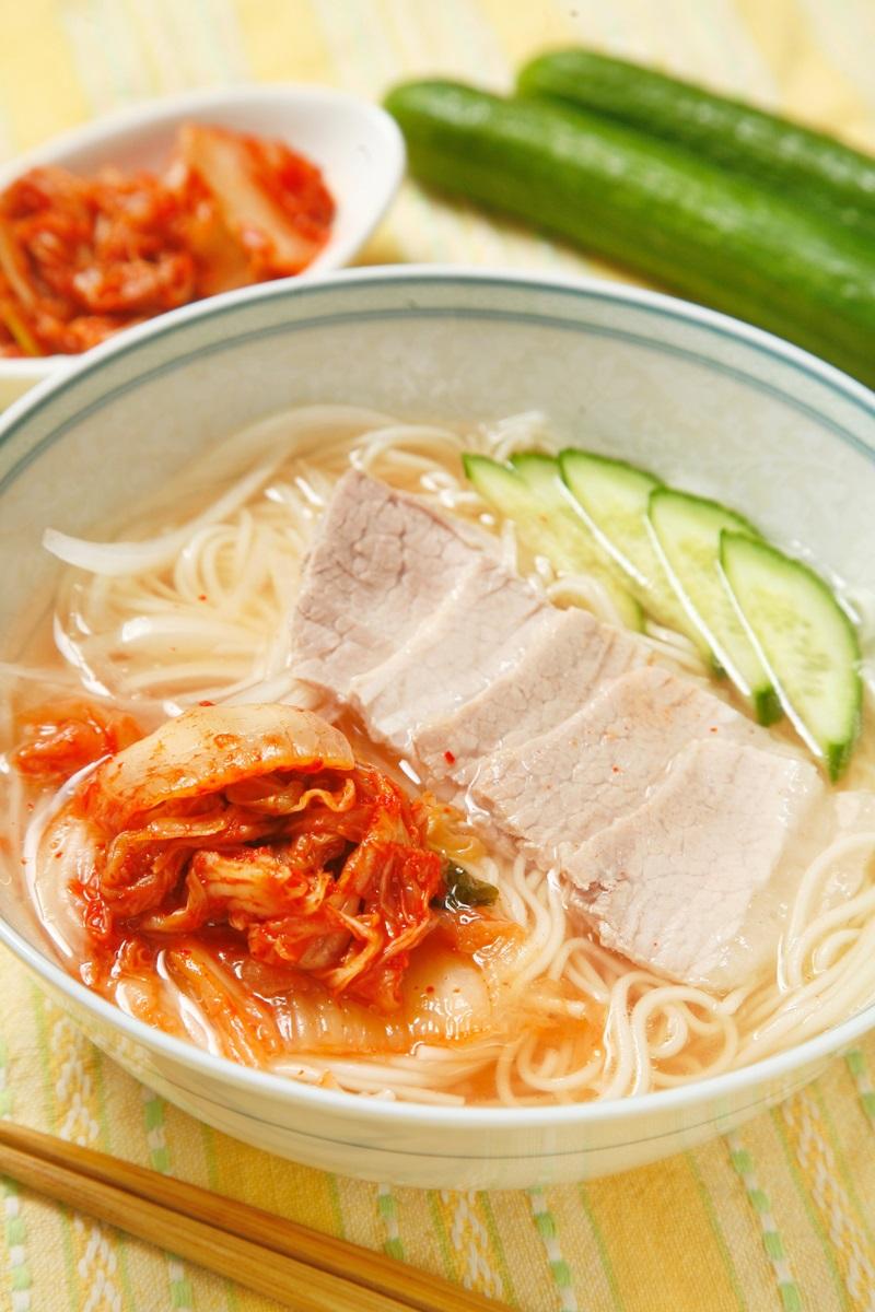 韓式泡菜涼麵