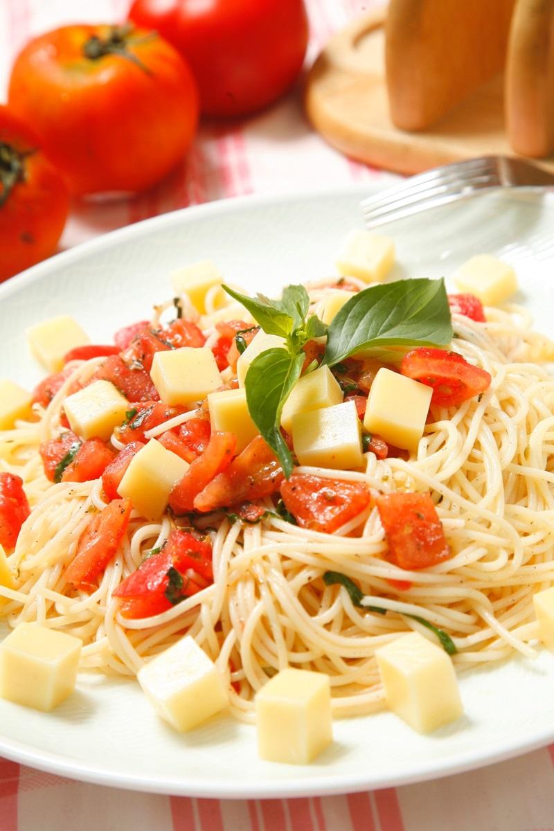 義式番茄起士冷麵