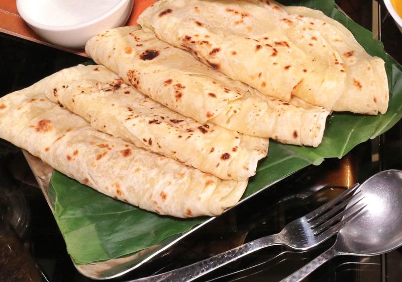 印度瑪沙拉香料烙餅