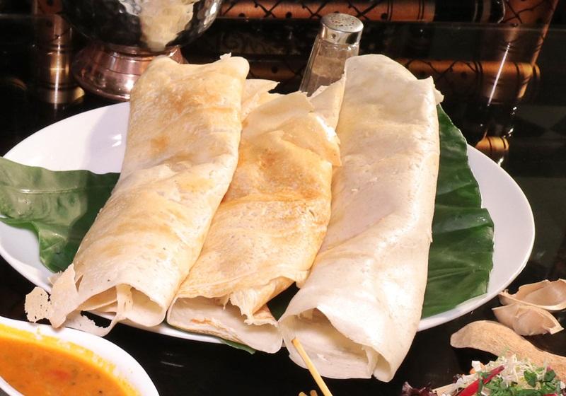 印度馬德拉斯香料煎薄餅