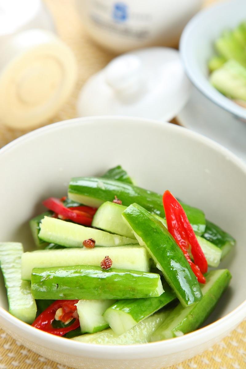 涼拌嗆味小黃瓜