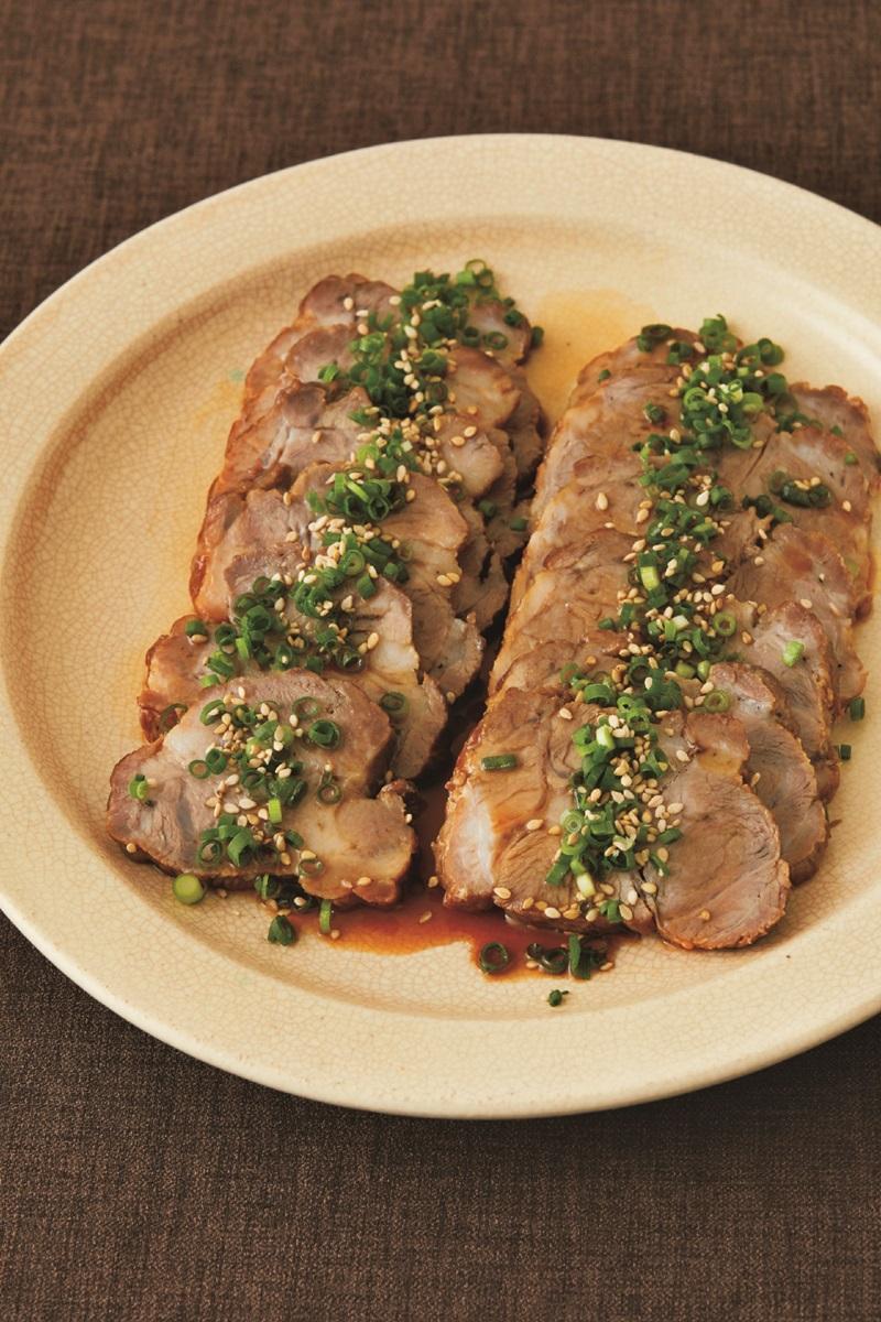 日式平底鍋滷豬肉