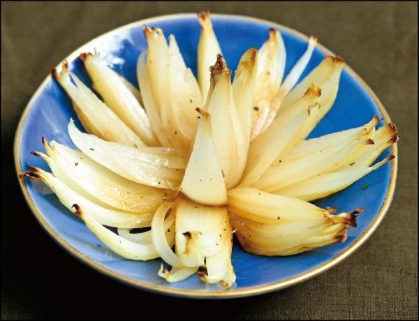 義式烤洋蔥花