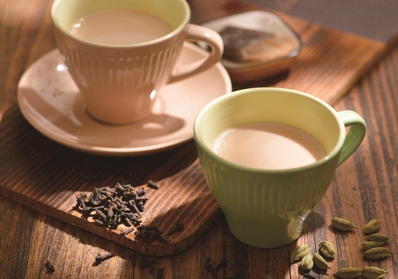 生酮食譜 · 印度香料奶茶