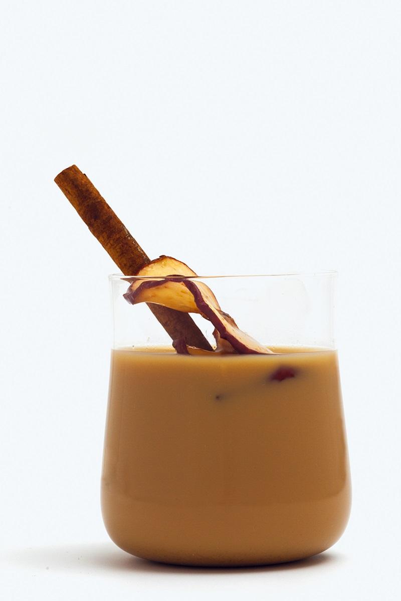 無酒精雞尾酒 | 蘋果印度香料茶
