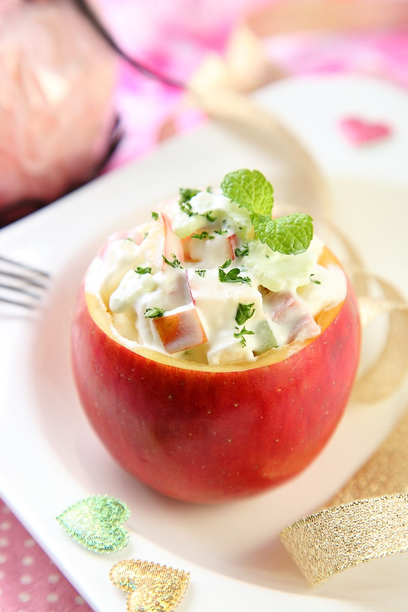 蘋果洋芋沙拉
