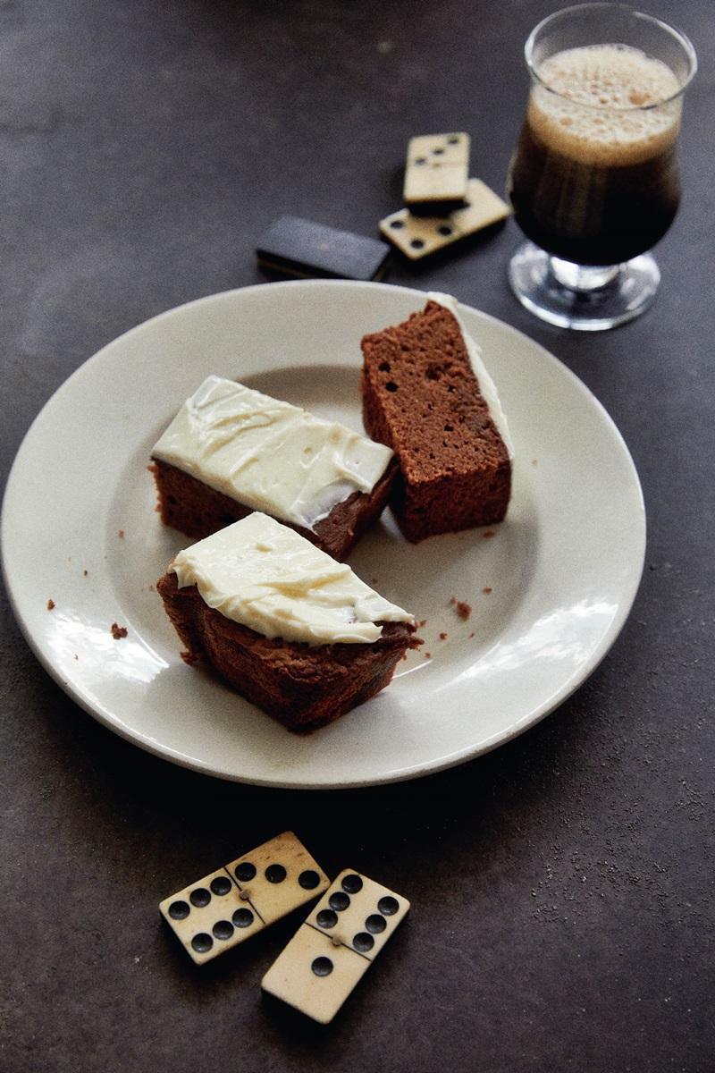 黑啤酒巧克力蛋糕