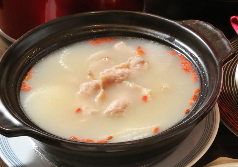 快煮鍋食譜   上湯松阪肉