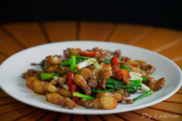 中式照燒豬肉