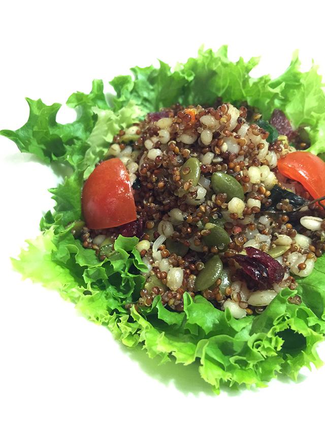 藜麥養生蔬食飯
