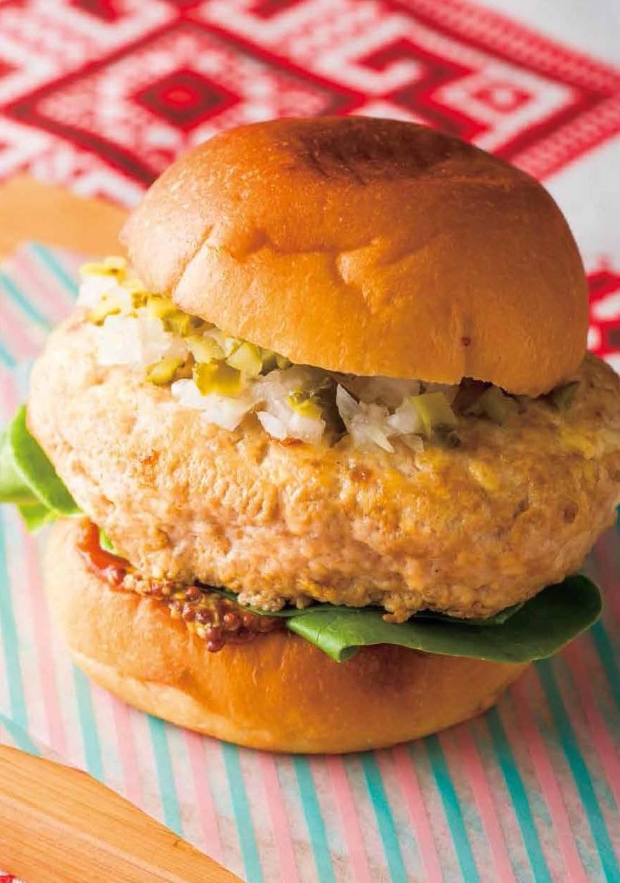 生酮食譜 | 厚肉美式漢堡