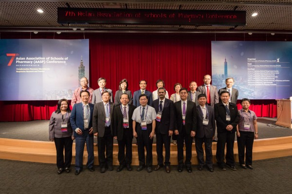 「第七屆亞洲藥學院校聯合會大會共邀集美、日、澳、中、新等多國專家,共300多人齊聚,探討藥學教育的翻轉教學與進化。(圖由顧記華提供)