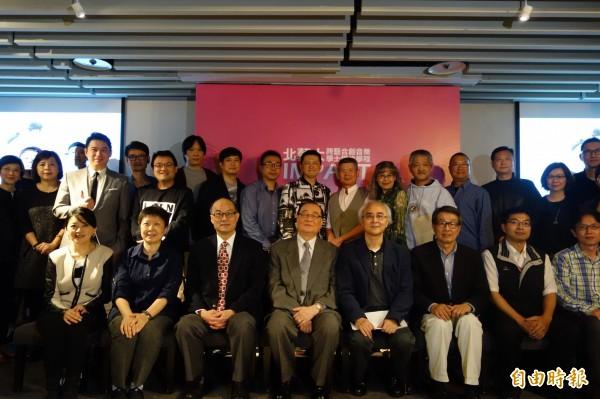 台北藝術大學宣布成立全新跨域後學士學位「IMPACT音樂學程」,要當流行音樂人才培育的領頭羊。(記者吳柏軒攝)