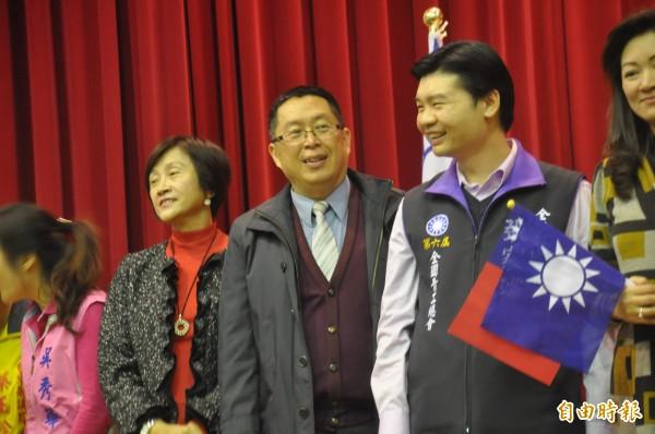藍營策士張家銘 4日將接民進黨東縣黨部執行長