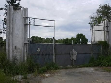 南市研議規劃六甲飛彈營區舊址設立「毛小孩運動及教育園區」。(市議員吳通龍提供)