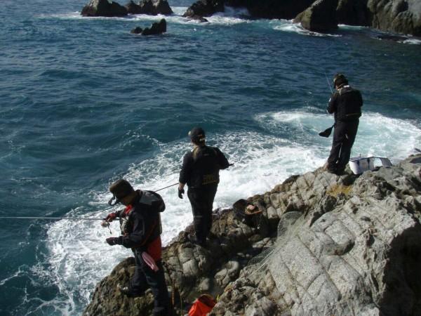 基隆嶼周邊島礁今年可望開放垂釣(基隆市政府提供)