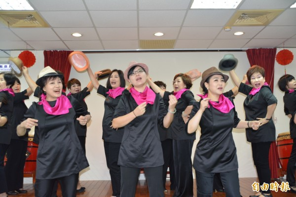 丟丟銅蘭城國際音樂節將於10月舉行,邀請法國、美國、台灣等12個國家、21個音樂團隊音樂交流。(記者游明金攝)