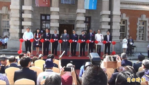 台南地院修復啟用 賴清德:司法愧對人民