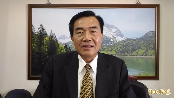 前台南市議長李全教設即賄選案,今二審宣判。(資料照,記者蔡文居攝)