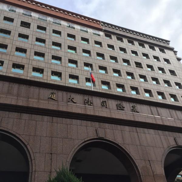 基隆地方法院判處吳姓代書有期徒刑2月,得易科罰金6萬元,緩刑2年(記者吳昇儒攝)