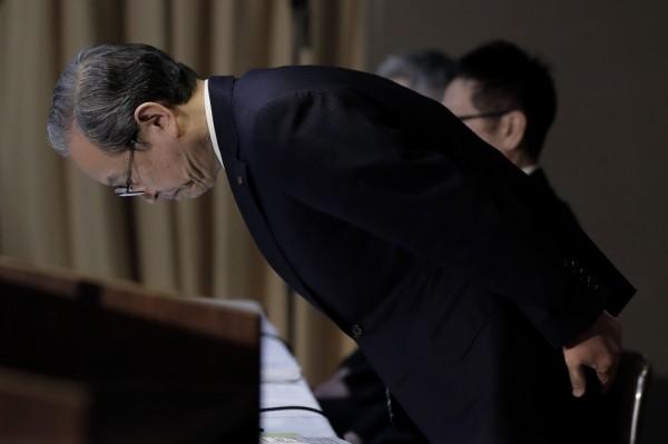 東芝估淨損超過1兆日圓  創日本製造業最高紀錄